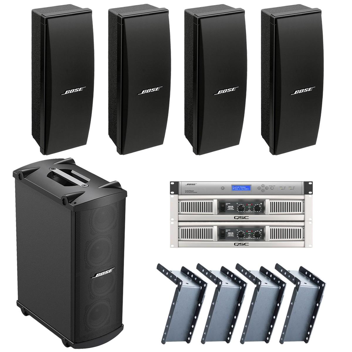 bose gym sound system panaray 402 series iv loudspeakers. Black Bedroom Furniture Sets. Home Design Ideas