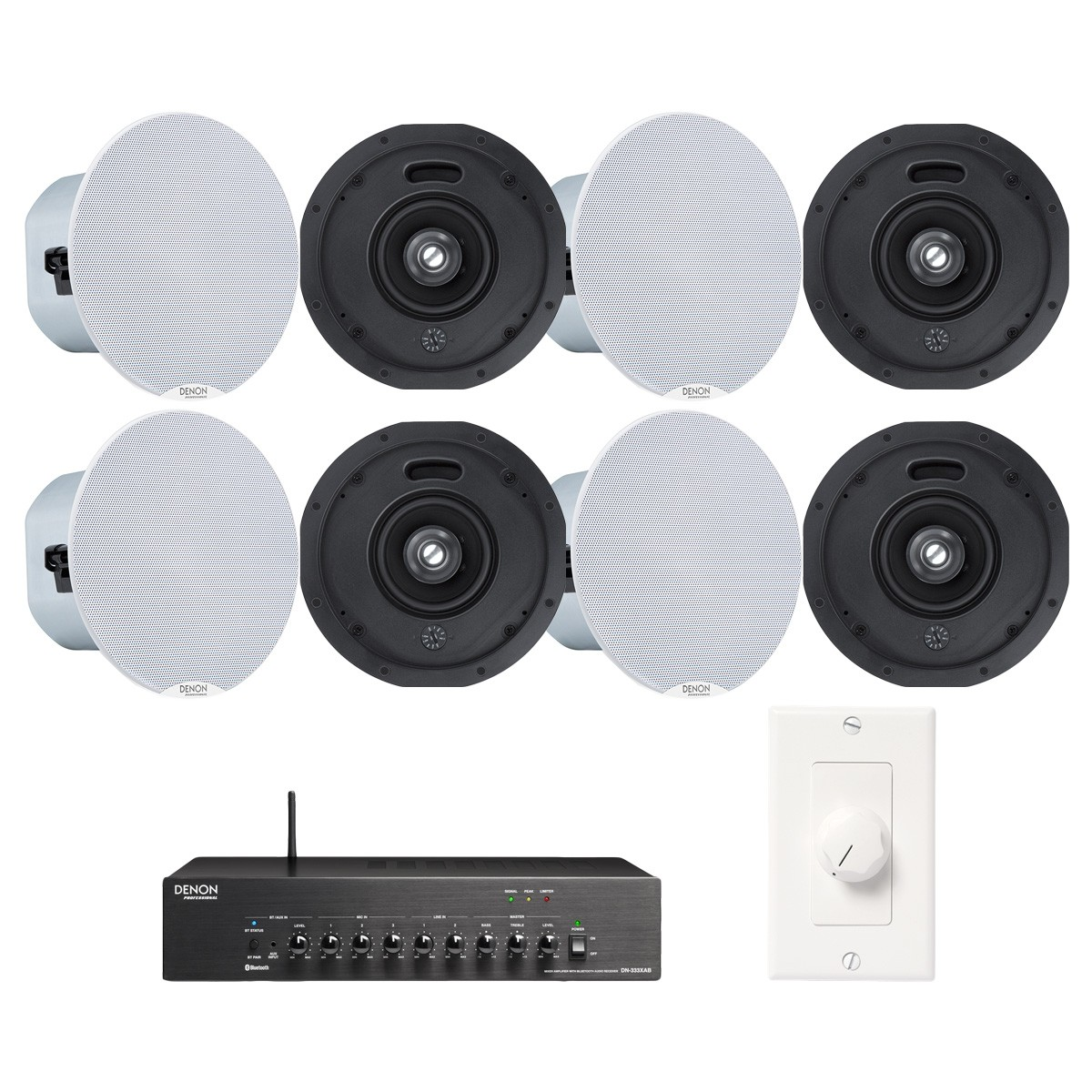 Office Sound System Wireless Bluetooth Music Streaming