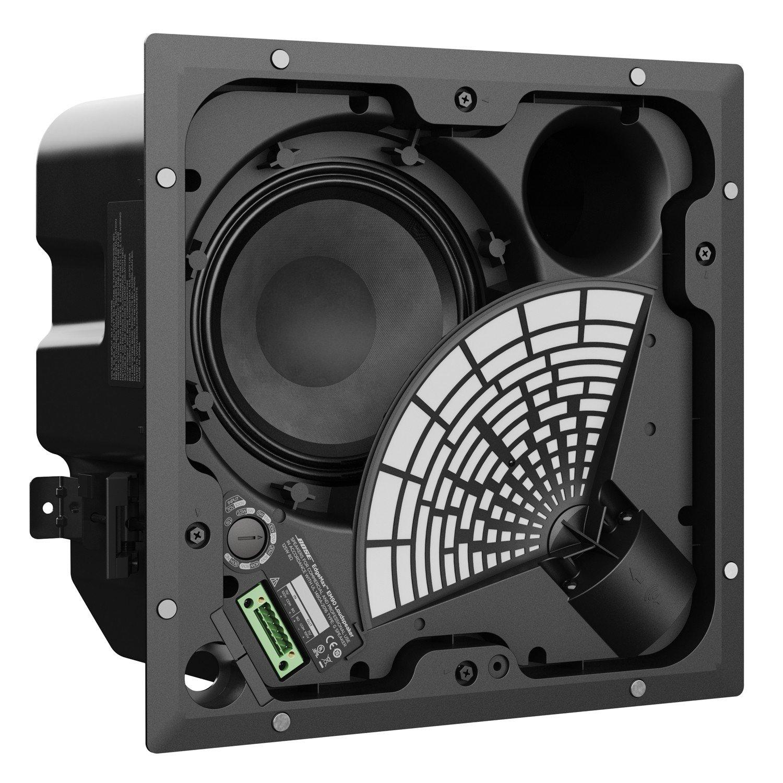 bose edgemax em90 in ceiling loudspeaker 90 degree