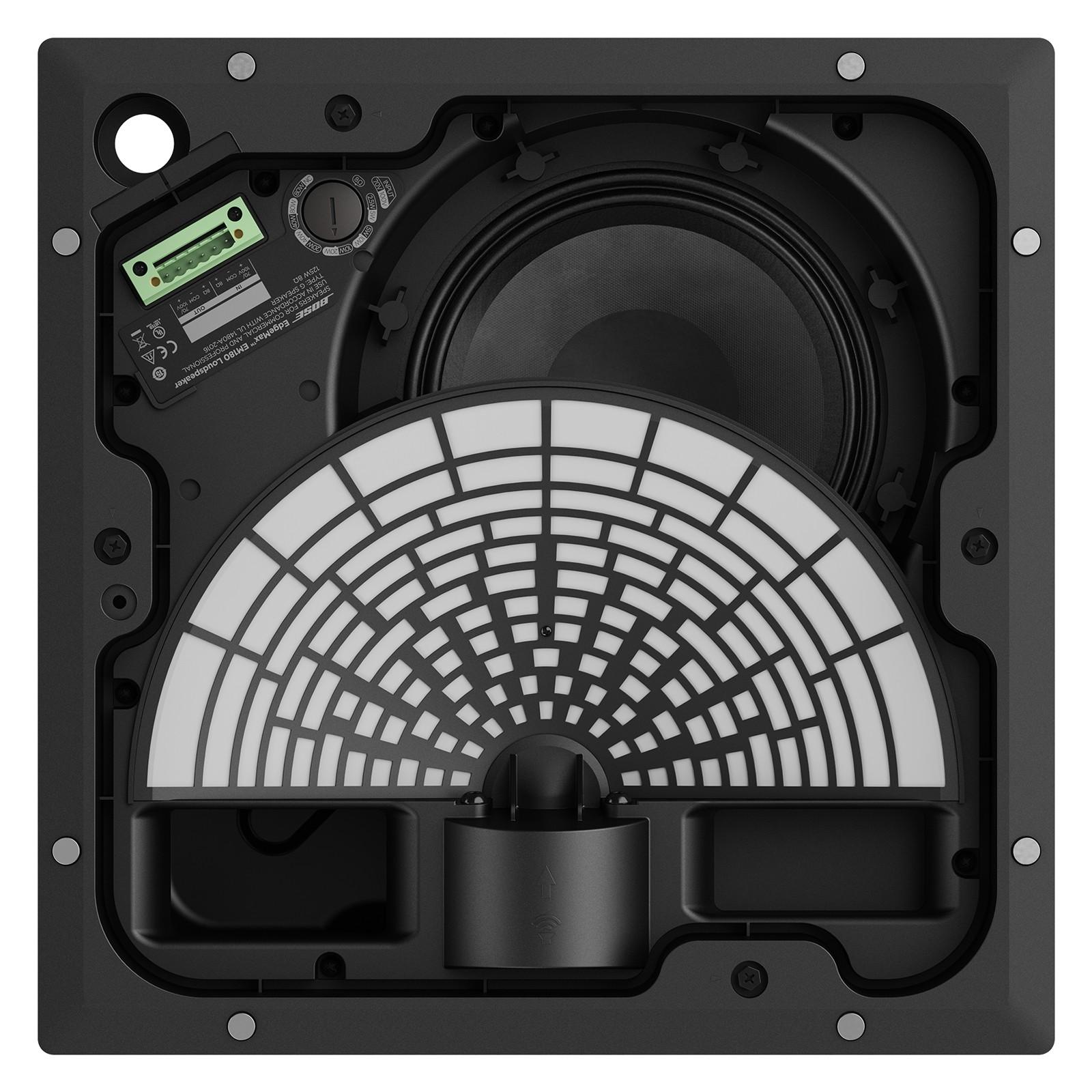 Bose Edgemax Em180 In Ceiling Loudspeaker 180 Degree