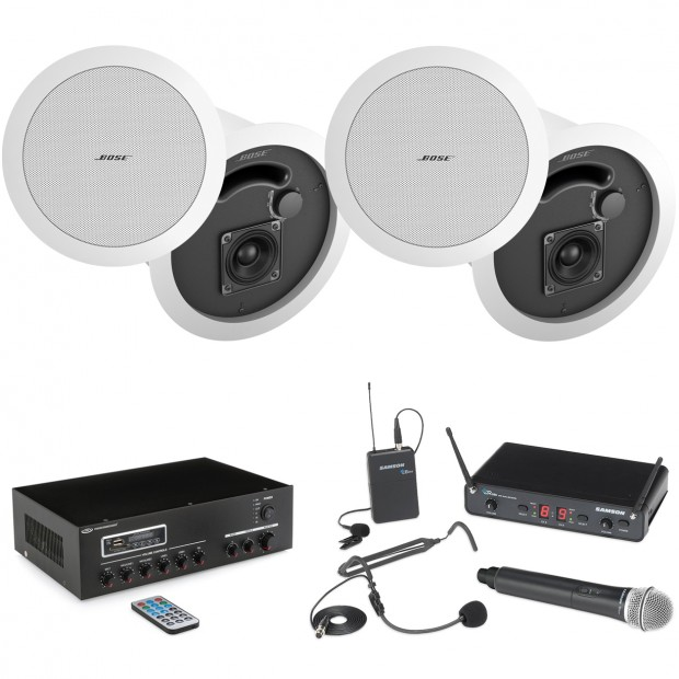 Small Conference Room Sound System