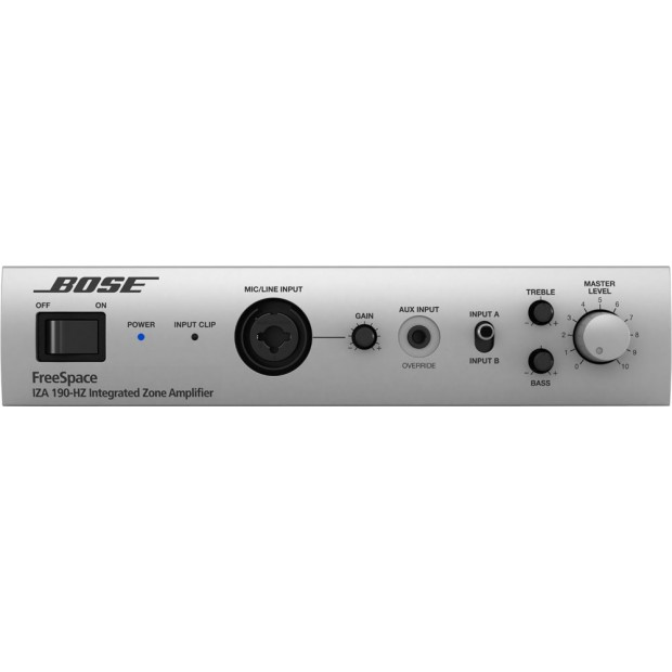 Bose FreeSpace IZA 190-HZ Integrated Zone Amplifier
