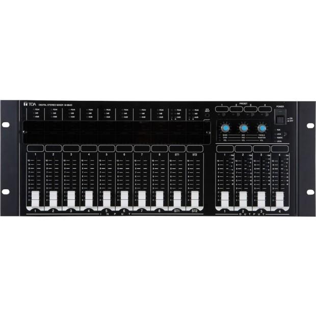 Rackmount Digital Audio Mixer Cosmecol