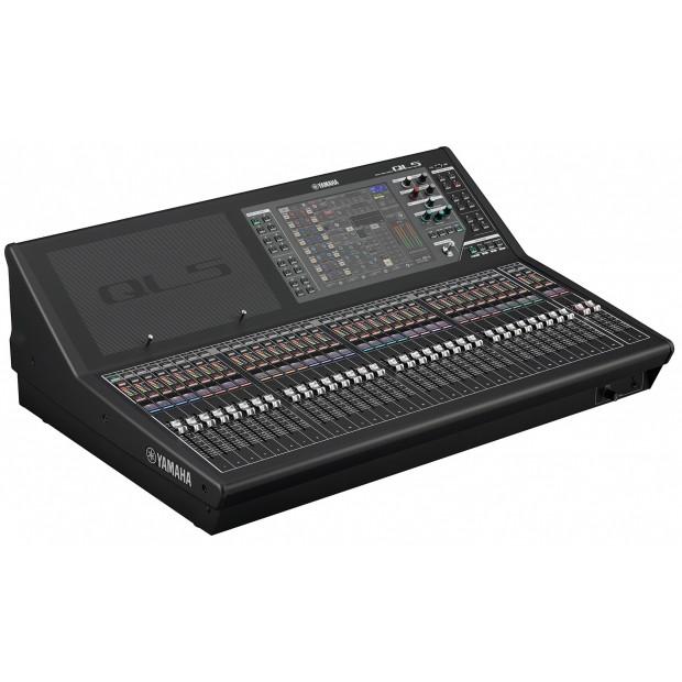 Yamaha pro ql5 digital mixing console for Yamaha digital console