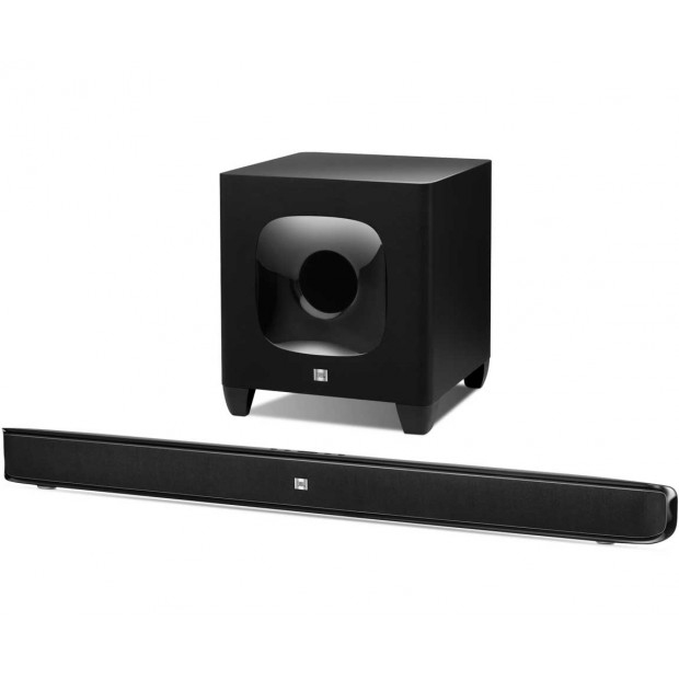 JBL Cinema SB400 Wireless Soundbar and Subwoofer