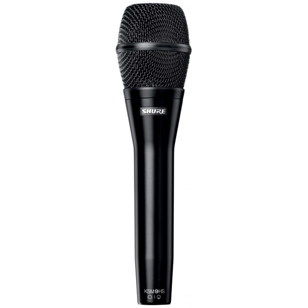 Shure KSM9HS Handheld Vocal Microphone