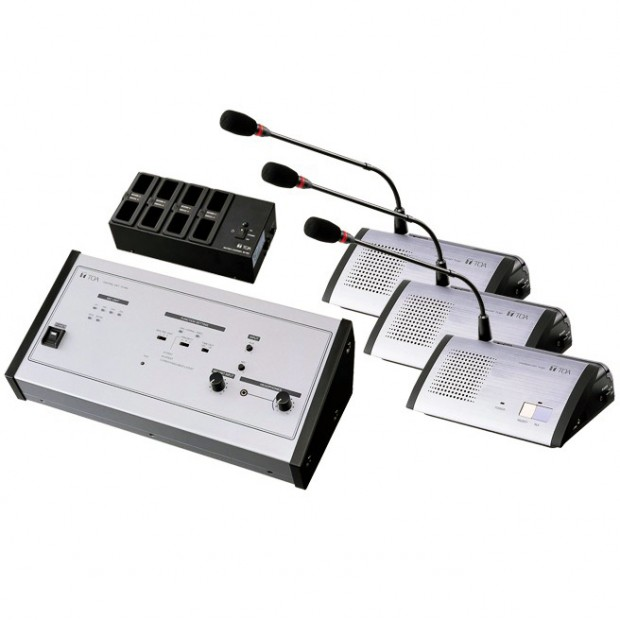 TOA TS-800 Infrared Conference System