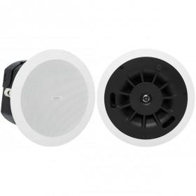 QSC AD-C4T 4.5 inch In-Ceiling Loudspeaker - Pair