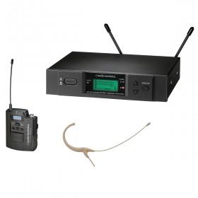 Audio-Technica ATW-3192b Wireless Headset System