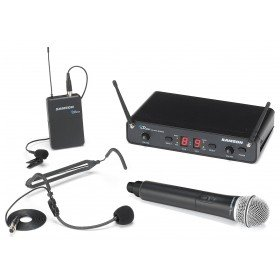 Samson Concert 288 All-In-One Dual Channel Wireless System