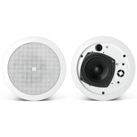 JBL Control 24CT Micro 4 Inch 2 Way Vented Ceiling Speaker - Pair