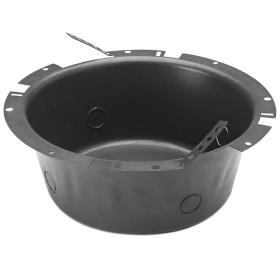 """Atlas Sound CS95-8 8"""" Recessed Round Stacking Ceiling Speaker Enclosure"""