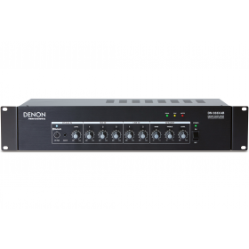 Denon Professional DN-333XAB Mixer Amplifier with Bluetooth Connectivity