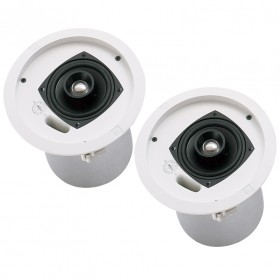 Electro-Voice EVID C4.2 4 inch 2 Way Coaxial In-Ceiling Speaker - Pair