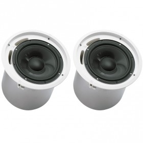Electro-Voice EVID C10.1 10 inch High Power In-Ceiling Subwoofer - Pair