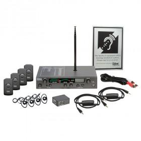 Listen Tech LS-53-072 iDSP Prime Level I Stationary RF System (72 MHz)