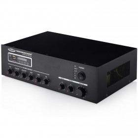 Pure Resonance Audio MA30BT 7 Channel Commercial Mixer Amplifier with Bluetooth