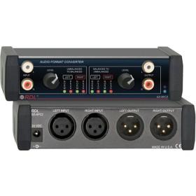 RDL EZ-AFC2 Stereo Audio Format Converter