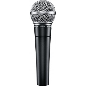 Shure SM58-LC Vocal Microphone