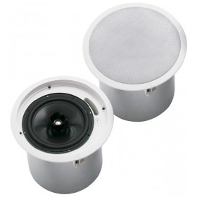 Electro-Voice EVID C8.2 8 inch 2 Way Coaxial In-Ceiling Speaker - Pair
