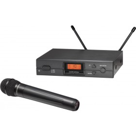 Audio-Technica ATW-2120b Wireless Handheld Microphone System