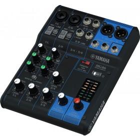 Yamaha MG06 6 Channel Mixing Console