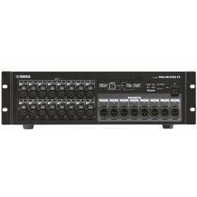 Yamaha Rio1608-D Dante-compatible I/O Rack