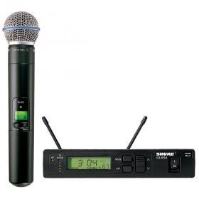 Shure ULXS24/BETA58 Handheld Wireless Microphone System