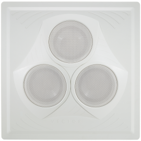 Pure Resonance Audio VCA8 Vector Ceiling Speaker Array 120W 8 Ohm