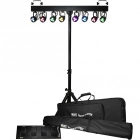 Blizzard Lighting Weather System All-In-One LED Bar and Footswitch