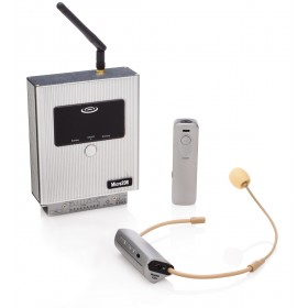 Pure Resonance Audio Micro20™ Amplified 2.4G Digital Wireless Microphone System