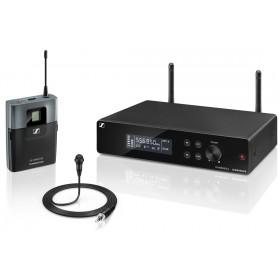 Sennheiser XSW2-ME2 Vocal Wireless System with Bodypack Transmitter and Lavalier Microphone