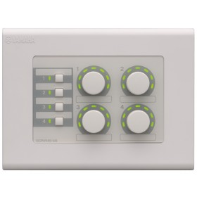 Yamaha DCP4V4S Digital Control Panel for MTX Series