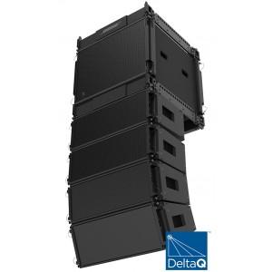 Bose ShowMatch DeltaQ Modular Array Loudspeaker System