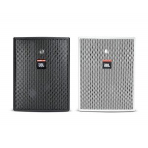 JBL Control 25AV-LS 5.25 inch Compact Loudspeaker for Fire Alarm and Communication Systems