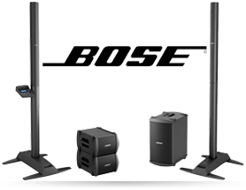 Bose L1 and F1 Promo